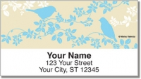 Click on Bird on Branch Address Labels For More Details