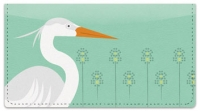 Click on Heron Checkbook Cover For More Details