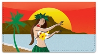 Click on Hawaii Vacation Checkbook Cover For More Details