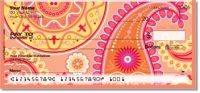 Click on Boho Girl Personal Checks For More Details