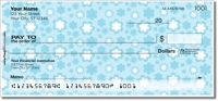 Click on Cute Flower Personal Checks For More Details