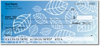 Click on Falling Leaves Personal Checks For More Details