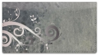 Click on Grungy Scroll Checkbook Cover For More Details