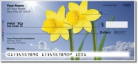 Click on Simple Flower Personal Checks For More Details