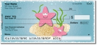 Click on Silly Sea Life Personal Checks For More Details