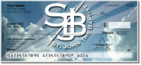 Click on St. John the Baptist Personal Checks For More Details