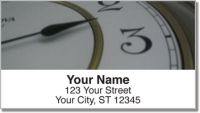 Click on Classic Clock Address Labels For More Details