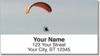 Click on Powered Parachute 2 Address Labels For More Details