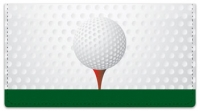 Click on Gone Golfing Checkbook Cover For More Details