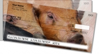 Click on Hog Heaven Side Tear Personal Checks For More Details