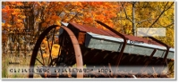 Click on Fall in the Country Personal Checks For More Details