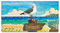 Click on Altman Seagull Checkbook Cover For More Details