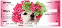 Click on Pups in Bloom 1 Personal Checks For More Details