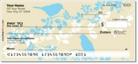 Click on Bird on Branch Personal Checks For More Details