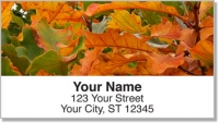 Click on Autumn Brilliance Address Labels For More Details