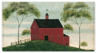 Click on Kimble Barn Checkbook Cover For More Details