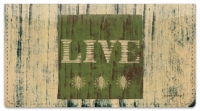 Click on Kimble Inspiration Checkbook Cover For More Details