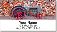 Click on Old Fashioned Farm Address Labels For More Details