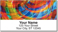 Click on Glass Art Address Labels For More Details