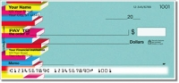 Click on Library Personal Checks For More Details