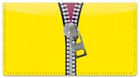 Click on Zipper Checkbook Cover For More Details