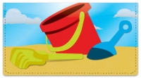 Click on Fun on the Beach Checkbook Cover For More Details