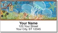 Click on Hutto Sea Life Address Labels For More Details