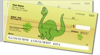 Click on Dinosaur Side Tear Personal Checks For More Details