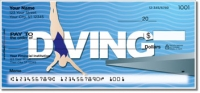 Click on Diving Personal Checks For More Details