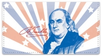 Click on Founding Father Checkbook Cover For More Details