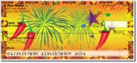 Click on Southwestern Celebration Personal Checks For More Details