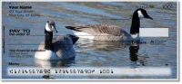 Click on Canada Geese Personal Checks For More Details