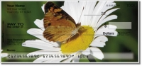 Click on Butterfly Garden Personal Checks For More Details