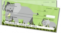 Click on Elephant Side Tear Personal Checks For More Details