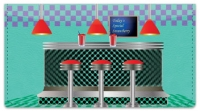 Click on Fifties Diner Checkbook Cover For More Details