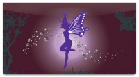 Click on Fantasy Fairy Checkbook Cover For More Details