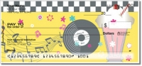 Click on 1950s Rock & Roll Personal Checks For More Details