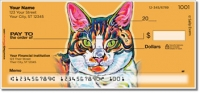 Click on Evans Cat Personal Checks For More Details