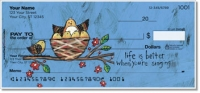 Click on Folksy Charm Personal Checks For More Details