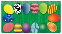 Click on Easter Egg Checkbook Cover For More Details