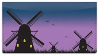 Click on Dutch Windmill Checkbook Cover For More Details