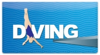 Click on Diving Checkbook Cover For More Details
