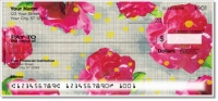 Click on Tea Rose Personal Checks For More Details