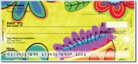Click on Fanciful Flower Personal Checks For More Details