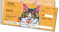 Click on Evans Cat Side Tear Personal Checks For More Details