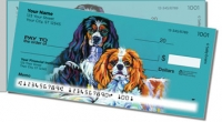 Click on Evans Dog Side Tear Personal Checks For More Details