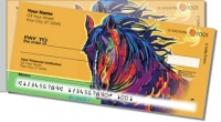 Click on Evans Horse Side Tear Personal Checks For More Details
