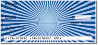 Click on Blue Starburst Personal Checks For More Details