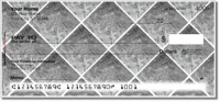 Click on Silver Marble Tile Personal Checks For More Details
