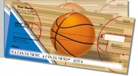 Click on Blue & Silver Basketball Side Tear For More Details